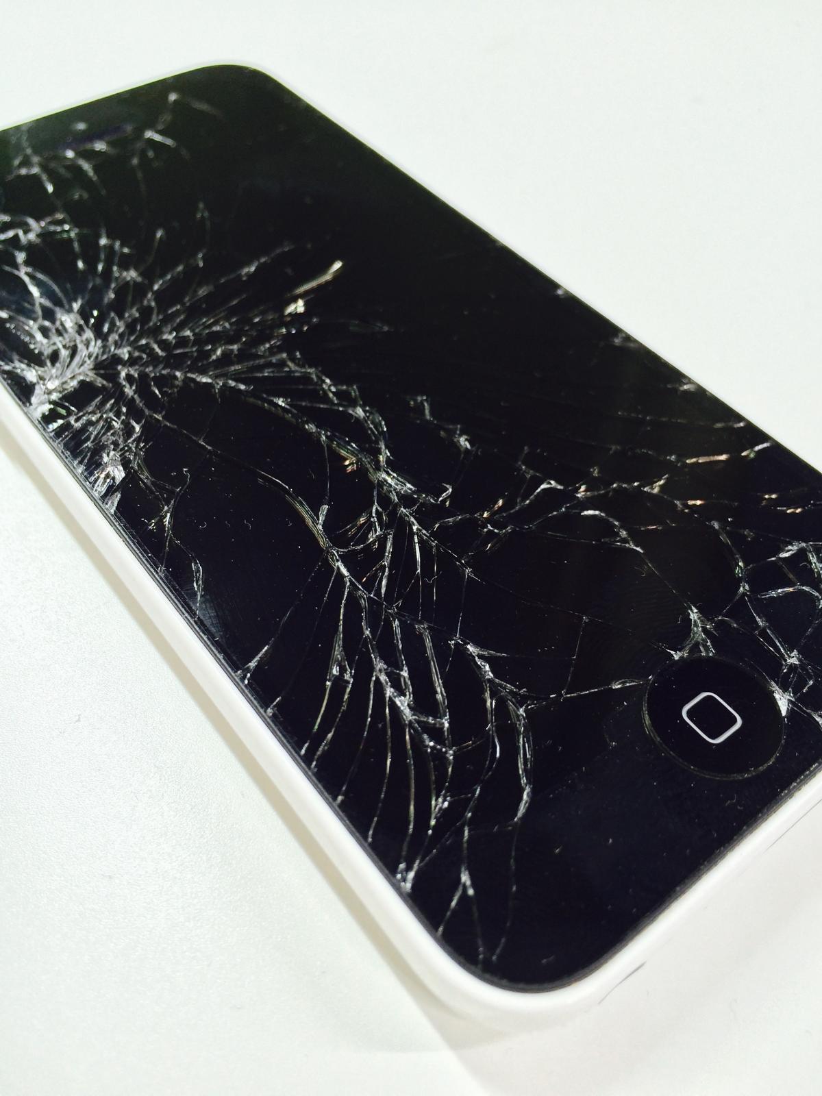 Iphone  Reparatur Glas